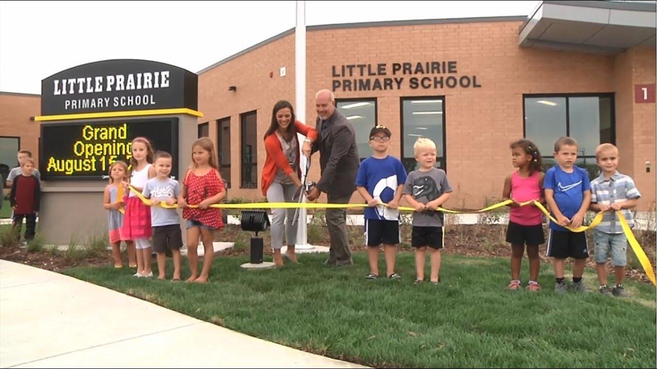 Little Prairie Primary School Grand Opening Ceremony
