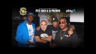 DRINK CHAMPS: Episode 68 w/ DJ Premier & Pete Rock | Talks Biggie, Gangstarr, Guru, Kanye + more