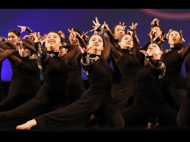 日本高校ダンス部選手権・ビッグクラスで同志社香里が優勝