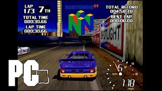 World Driver Championship N64 emu on PC 1440p (Boss Game Studios, 1999)