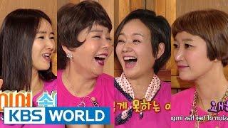Happy Together - Kim Sumi, Bae Jongok, Yoon Hyeonsuk & Byun Jeongsu! (2015.06.18)