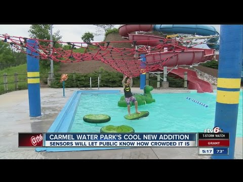 Carmel Water Park's Cool New Addition