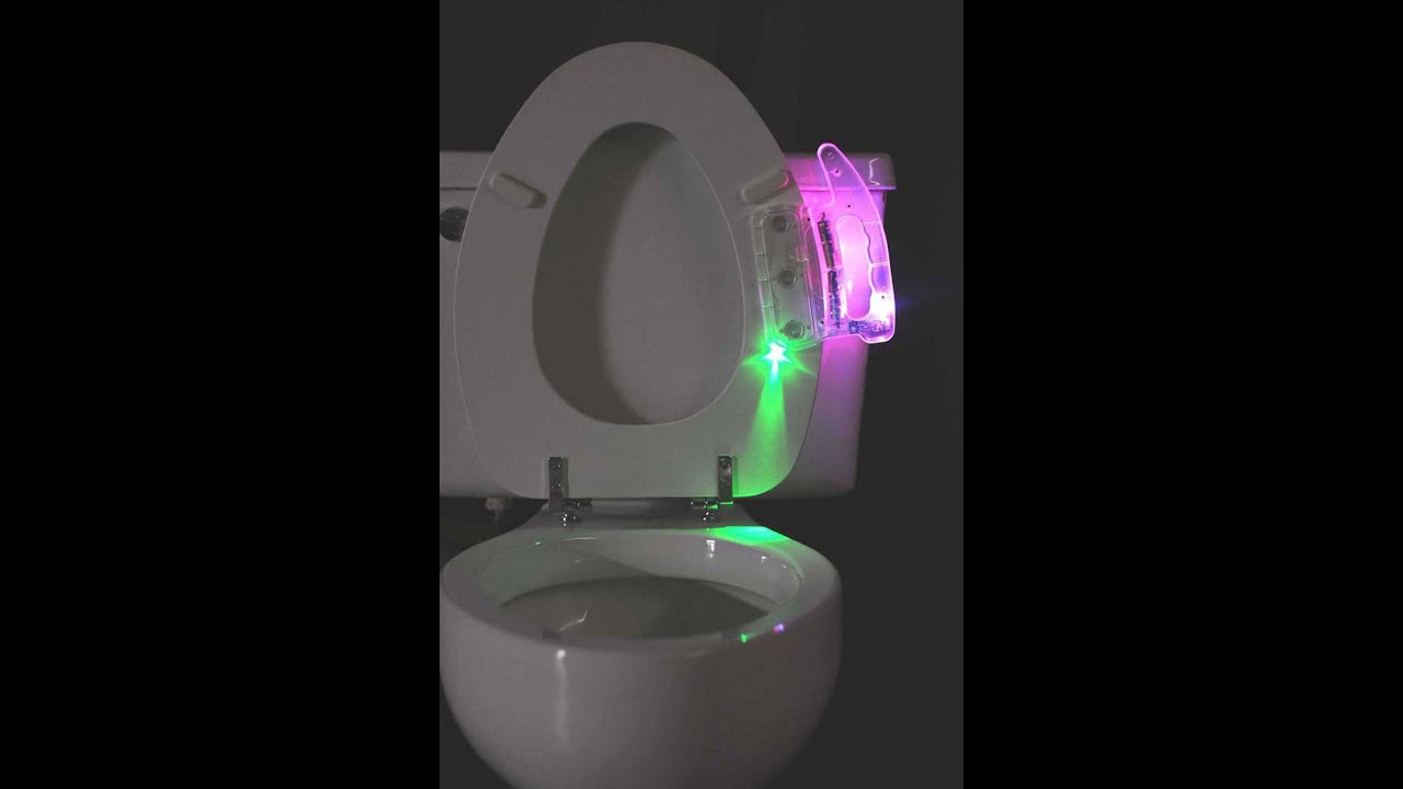 The Original Banana Lifter Toilet Seat Handle - YouTube