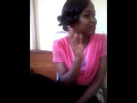 tanzanian girl singing tere dilka rishta