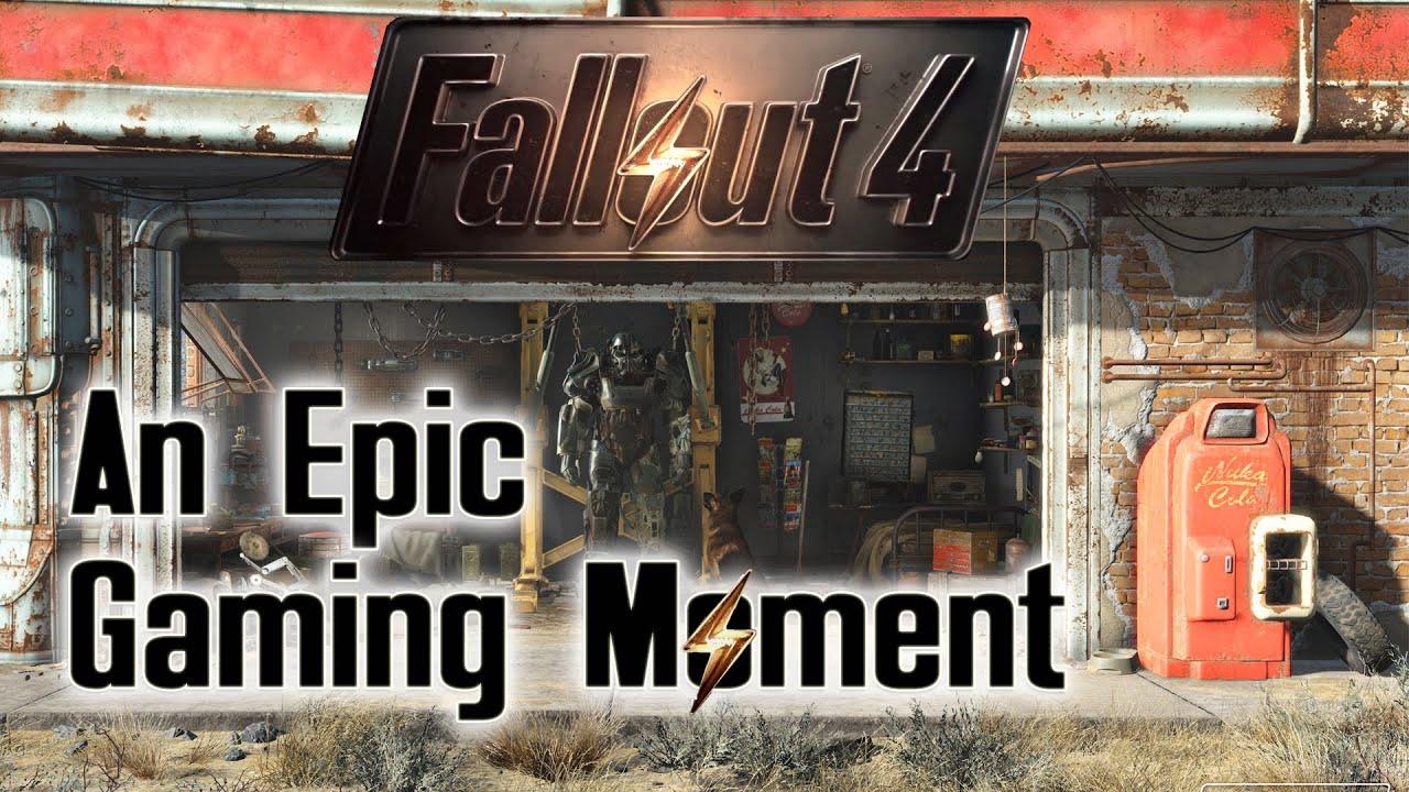Fallout 4 Glitch: Noclip without ...