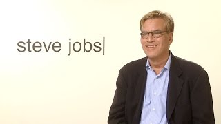 Aaron Sorkin on 'Steve Jobs' and the Secret to Great Dialogue