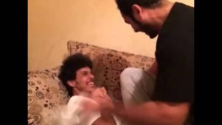 فرق دلع الاطفال بين الاجنبي و السعودي