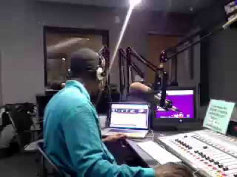 01-10-14 The Love Zone with Maurice THE VOICE Watts