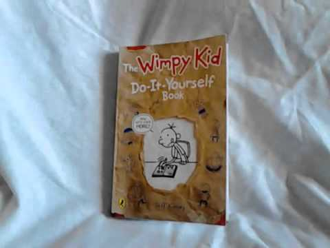 Diary of a wimpy kid do it yourself book review youtube diary of a wimpy kid do it yourself book review solutioingenieria
