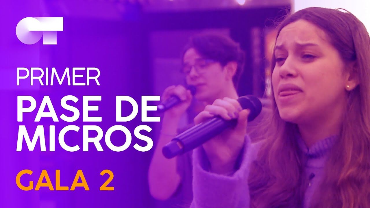 Copenhague Eva Y Flavio Primer Pase De Micros Gala 2 Ot 2020 Youtube