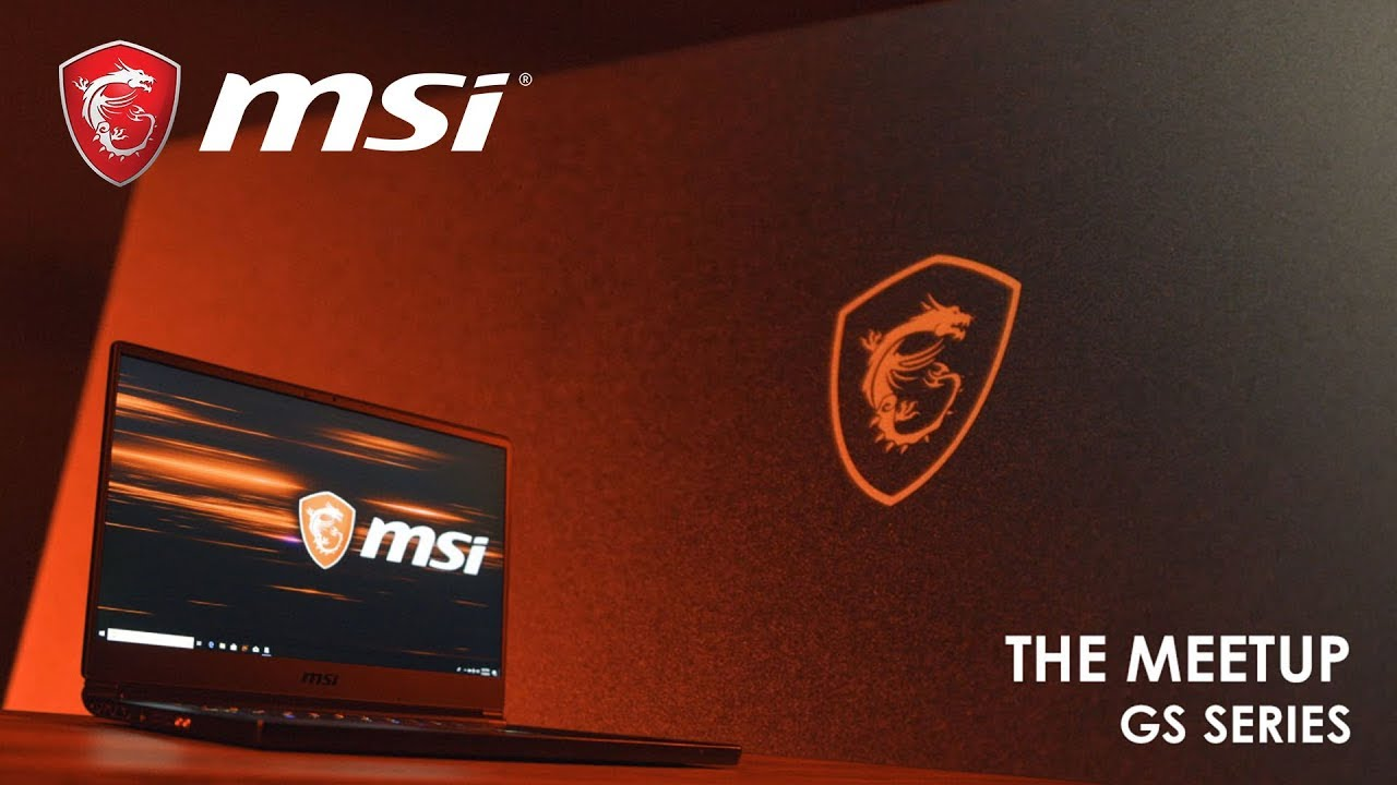 The Meetup – Coffee Run – GS Series | MSI