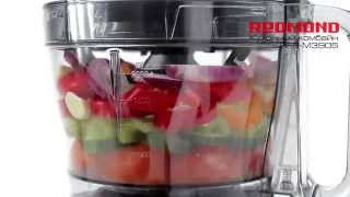 Кухонный комбайн REDMOND RFP-3905. Обзор кухонного комбайна