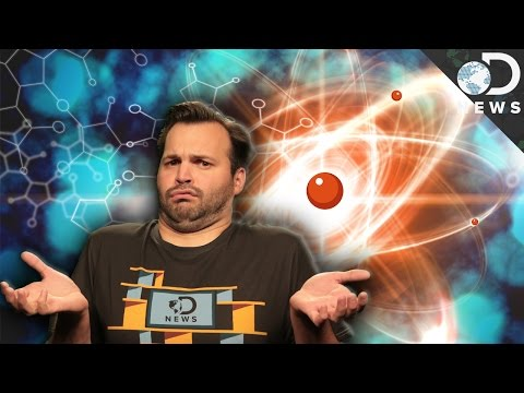 What Is Antimatter And Why Are We Searching For It?