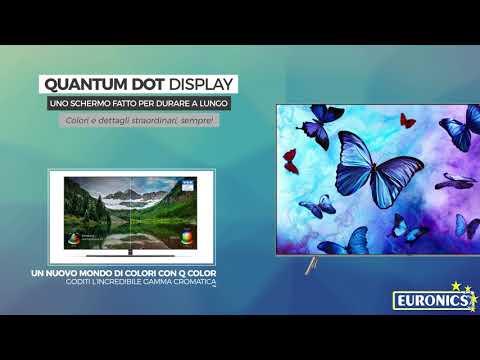 Samsung | TV QLED UHD Flat | Serie 6 | 65Q6FN 2018