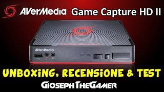 AverMedia Game Capture HD 2 | Registrare Gameplay da PS4 e Xbox One [Unboxing e Test] HD ITA