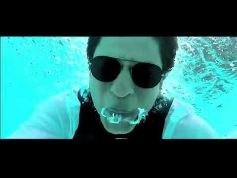 Zero || Shahrukh Khan || Second teaser under water || PROMOTION in water ||