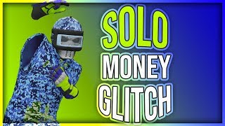 (PATCHED) EASY SOLO MONEY GLITCH *NEW DIFFERENT METHOD WITH TERRORBYTE* (PS4/XB1) GTA 5 ONLINE 1.45