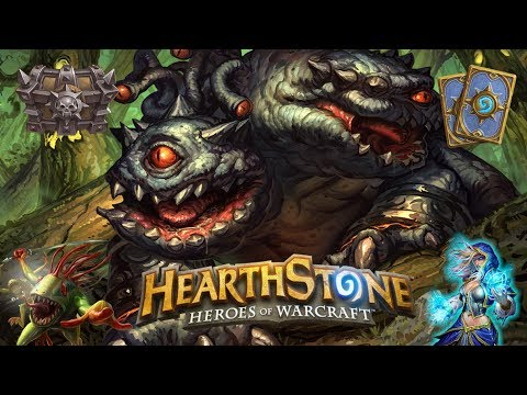 Hearthstone (Gameplay) - Knights of The Frozen Throne - Pirate Warrior - EASY MODE!