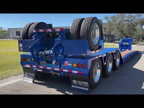 Globe 55 Ton Hydraulic Flip RGN
