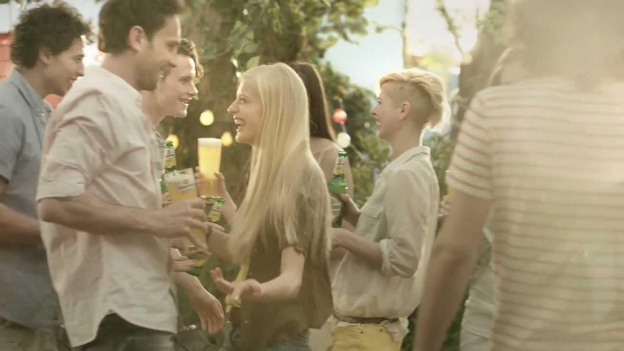 Zlatopramen Radler - reklama