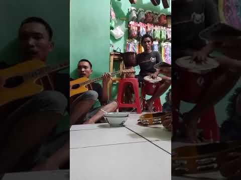 Belajar nyanyi #Pacarmu sanjipak