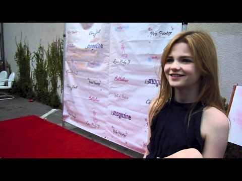 Morgan Lily Talks XMen: First Class at Dream Magazine's Summer Kickoff