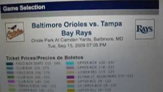 Orioles continue to scam fans on $1 ticket promotion