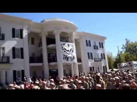 FTAB Texas A&M Band March In vs. Alabama 2016