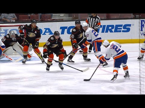 10/11/17 Condensed Game: Islanders @ Ducks