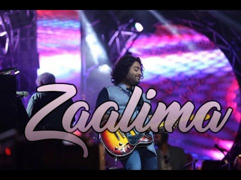 Zaalima | Delhi Concert | Arijit Singh Live | 2nd April 2017