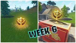 *NEW* Week 6 Secret Challenge Token! (Fortnite Battle Royale!)