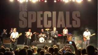 THE SPECIALS Live in San Francisco, 3 / 23 / 13