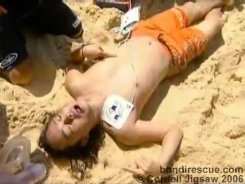 Bondi Beach Rescue - Real Life CPR & AED