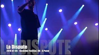 La Dispute - A Poem - 2019-07-04 - Roskilde Festival, DK