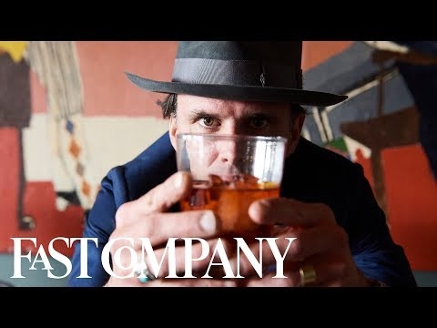 Inside Walton Goggins's Exclusive LA Watering Hole | Fast Company