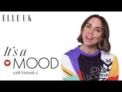 Mel C Talks Eating Toast With Prince Harry And Lockdown Reunions With The Spice Girls | ELLE UK