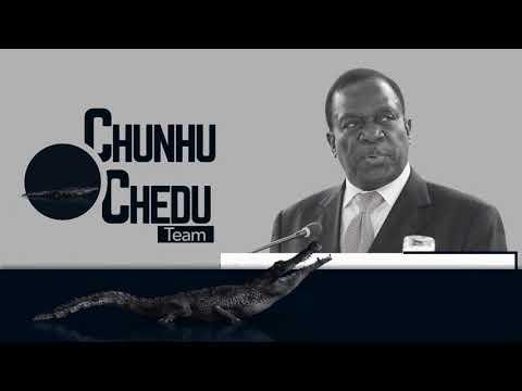 VP Mnangagwa Politburo Presentation