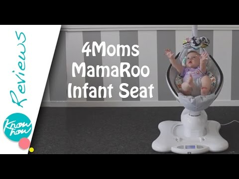 4Moms MamaRoo Infant Seat Review, Baby Swing, Bouncer & Rocker in 1
