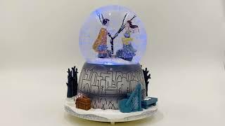 Kış Masalı Kar Küresi Işıklı ve Müzikli Mega Boy