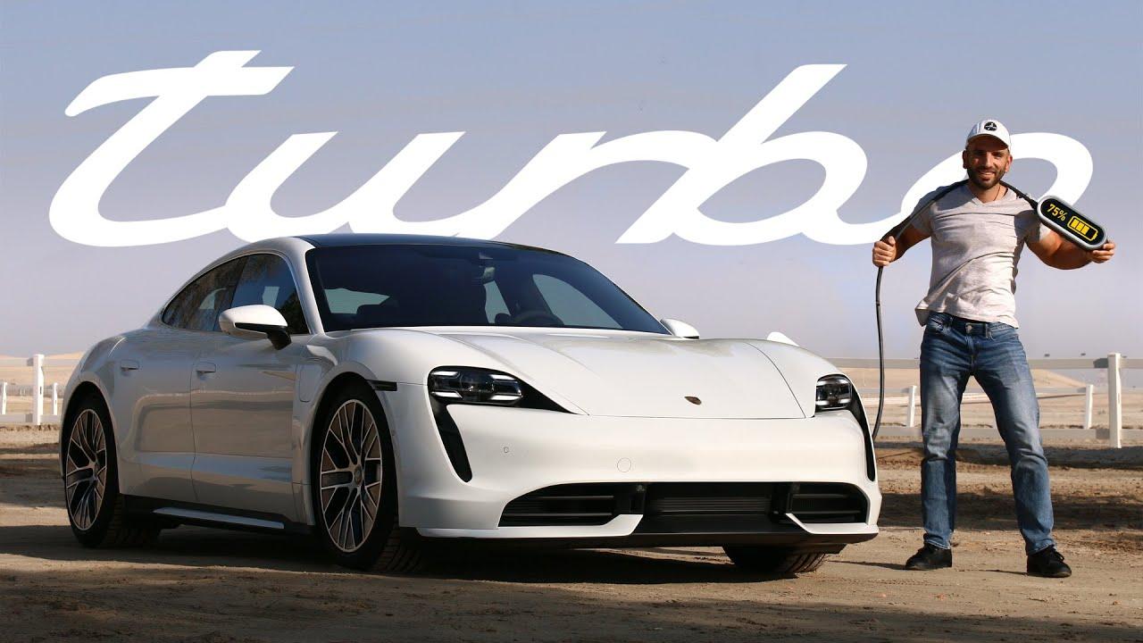 بورشه عائلية بتسارع كهربائي - Porsche Taycan Turbo