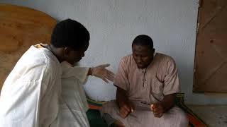 Captage de Djinn présent dans les talismans et gris-gris des patients du CGPI
