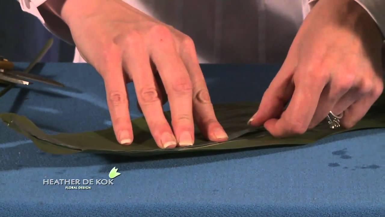 flower design tips on leaf manipulation mov youtube rh youtube com Manual Manipulation Therapy Osteopathic Manipulation Manual