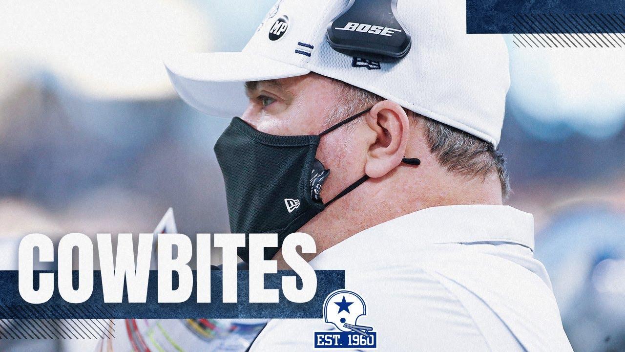 CowBites: Trying to Generate Big Plays | Dallas Cowboys 2020