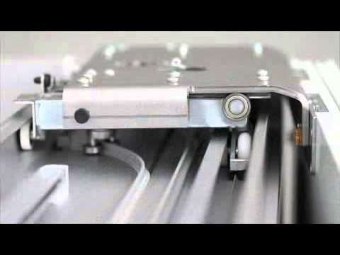 Bortoluzzi Folder Sliding Mechanism Youtube