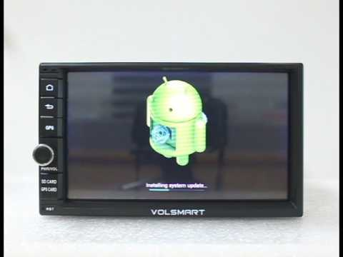 volsmart android car radio firmware update