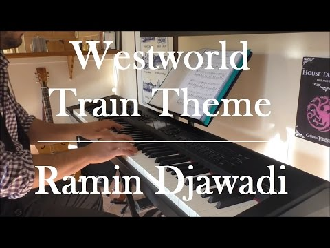 Westworld Train Theme (Piano Cover & Sheet)