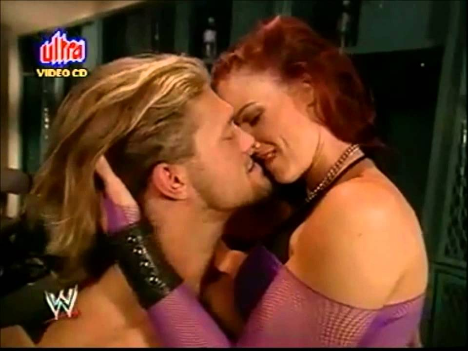 Lita and Edge's most loving moments because they are the best ...