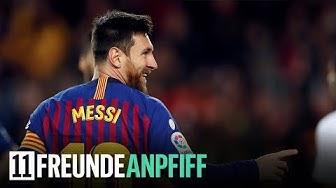 Unglaublicher Rekord von Lionel Messi