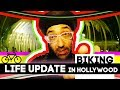 LIFE VIDEO BIKING IN HOLLYWOOD UPDATE STYLE.