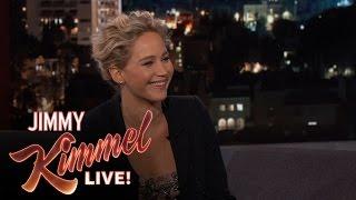 Jennifer Lawrence Dissed Jimmy Kimmel at a U2 Concert
